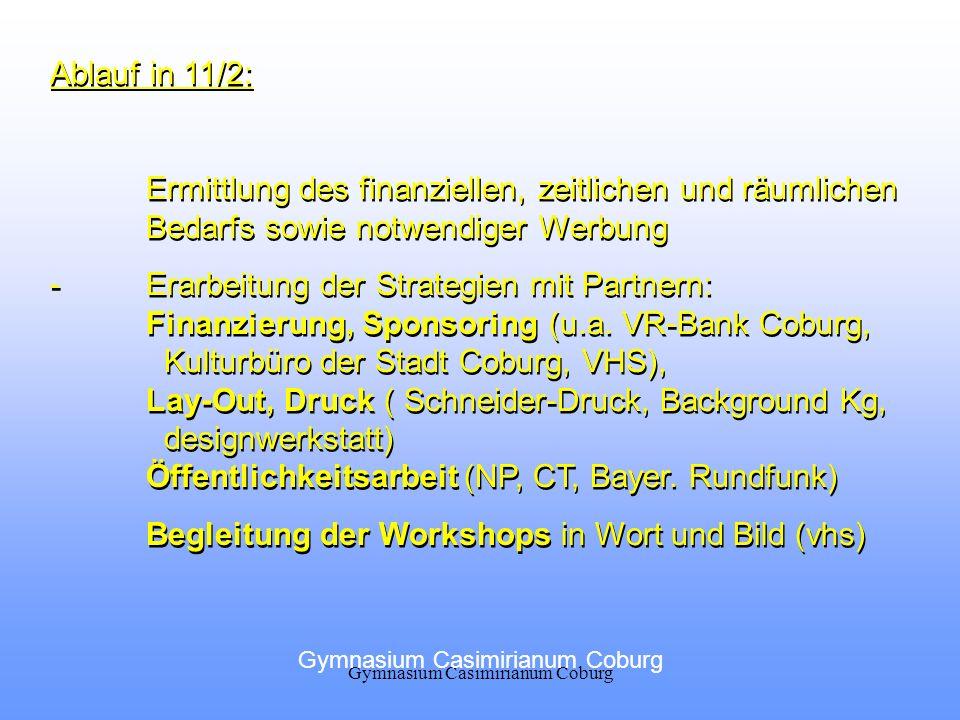 Begleitung der Workshops in Wort und Bild (vhs)