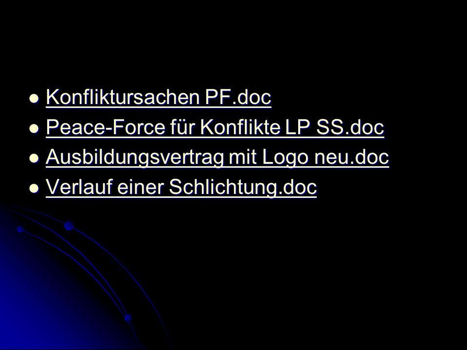 Konfliktursachen PF.doc