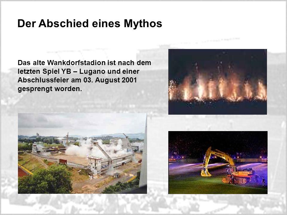 Der Abschied eines Mythos