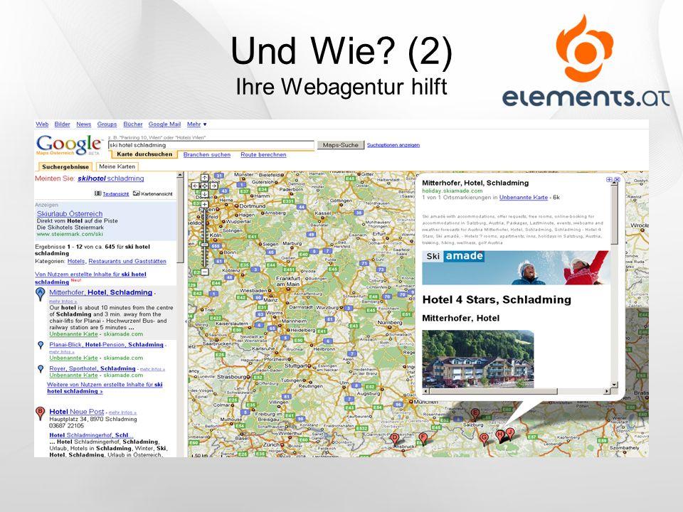Und Wie (2) Ihre Webagentur hilft