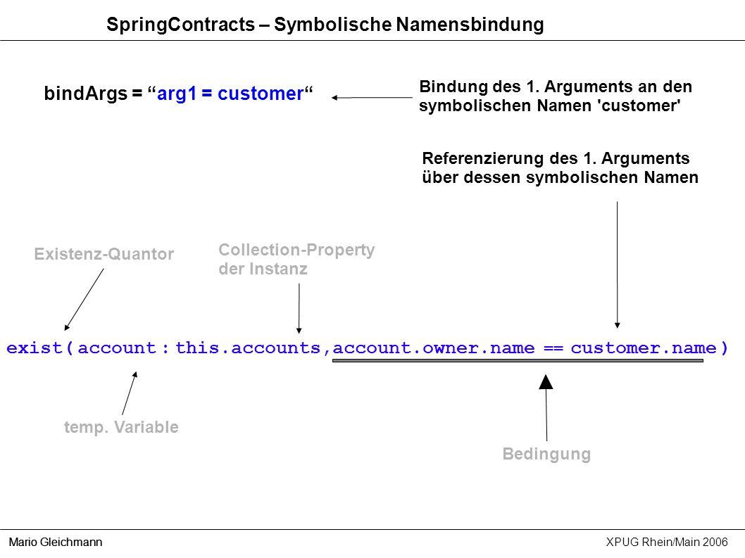 SpringContracts – Symbolische Namensbindung