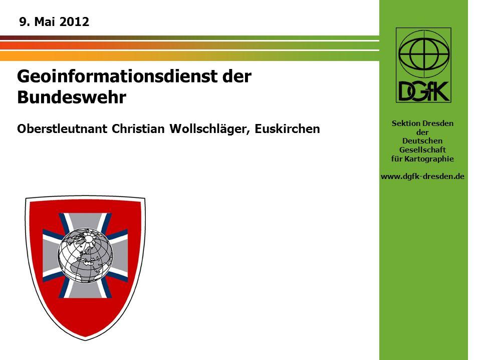 Geoinformationsdienst der Bundeswehr