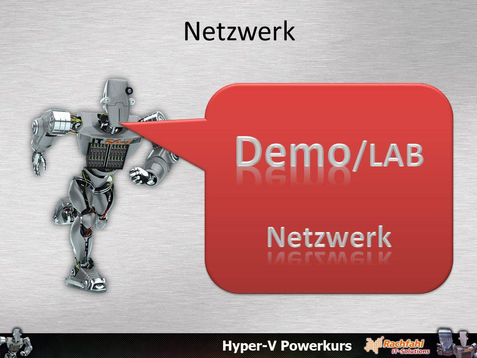 Netzwerk Demo/LAB Netzwerk