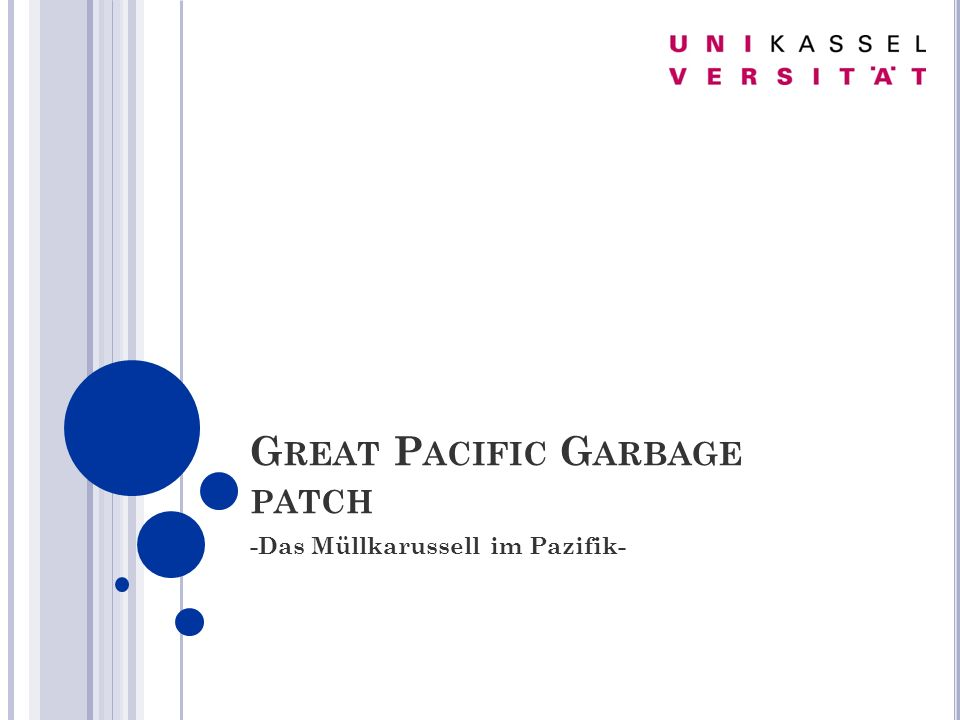 Great Pacific Garbage patch