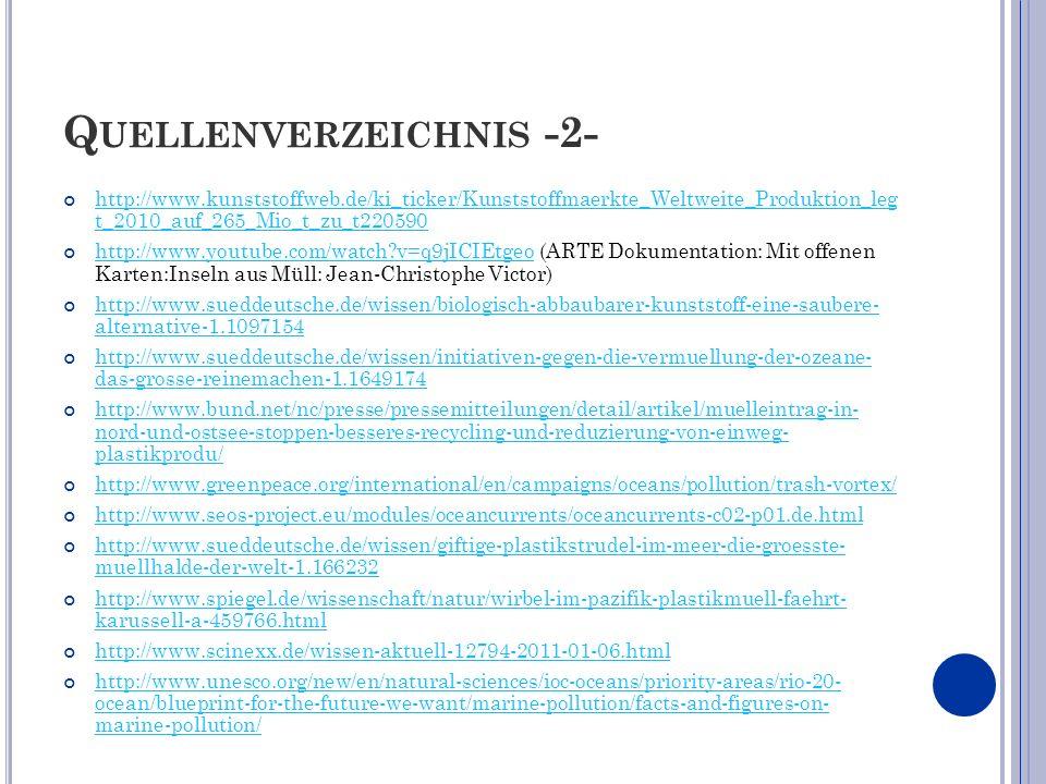 Quellenverzeichnis -2-