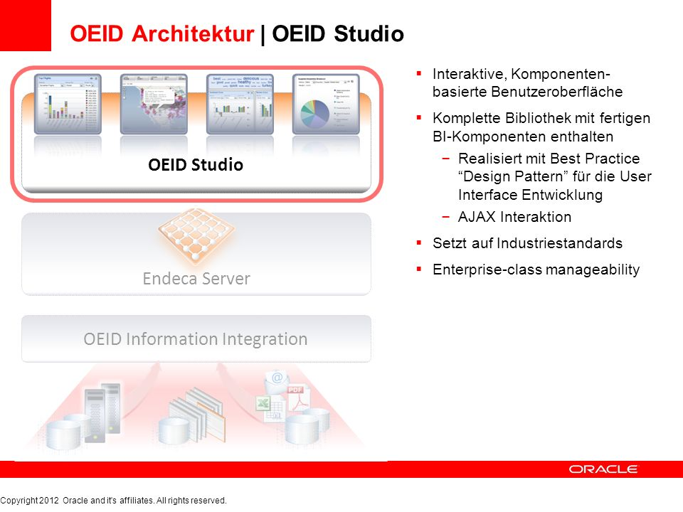 OEID Information Integration