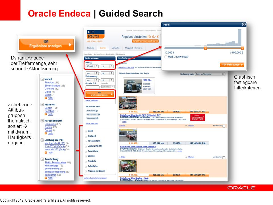 Oracle Endeca | Guided Search