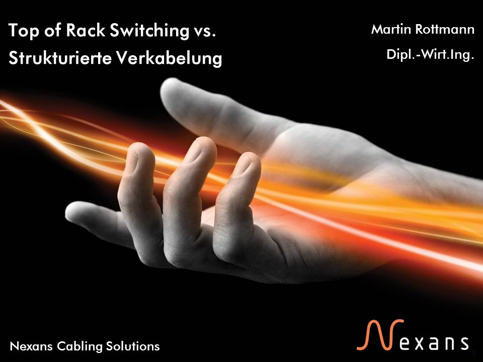 Top of Rack Switching vs. Strukturierte Verkabelung
