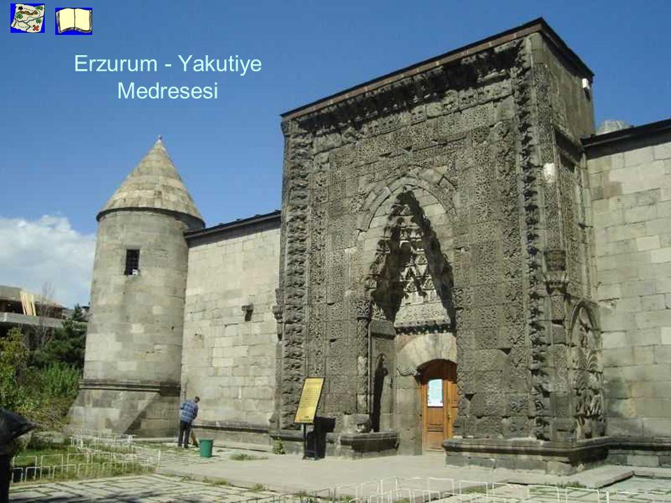 Erzurum - Yakutiye Medresesi