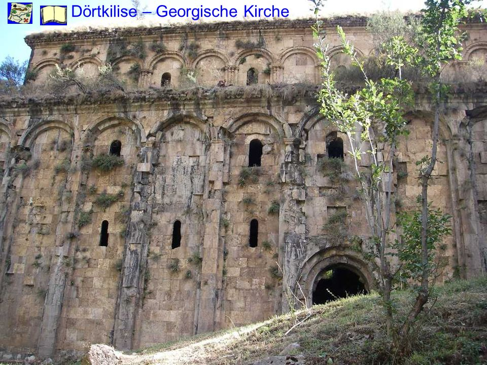Dörtkilise – Georgische Kirche
