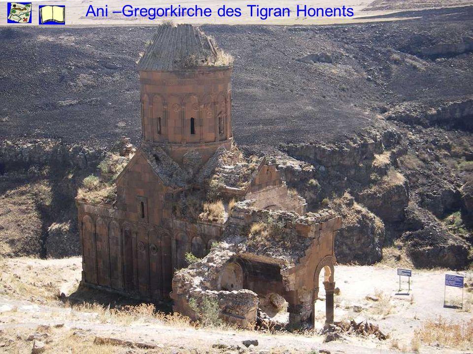 Ani –Gregorkirche des Tigran Honents