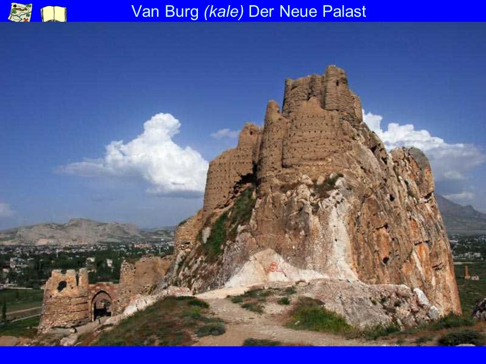 Van Burg (kale) Der Neue Palast