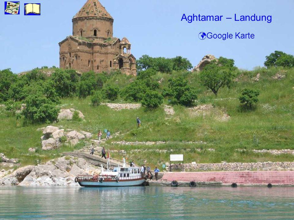 Aghtamar – Landung ü Google Karte