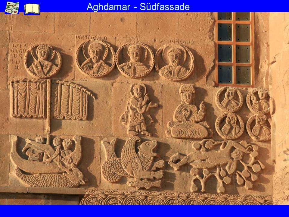 Aghdamar - Südfassade