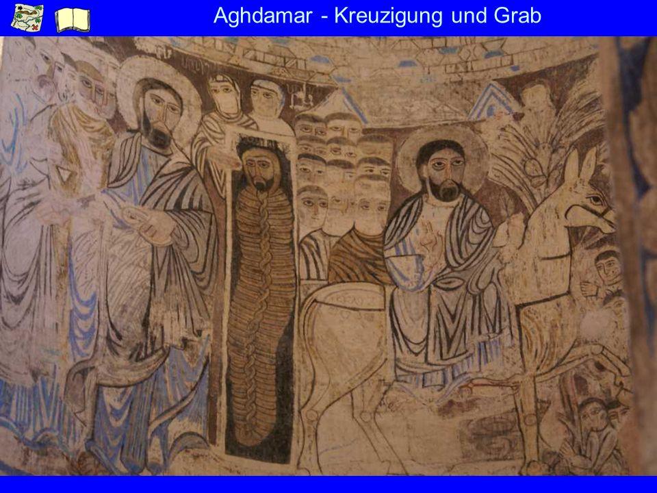 Aghdamar - Kreuzigung und Grab