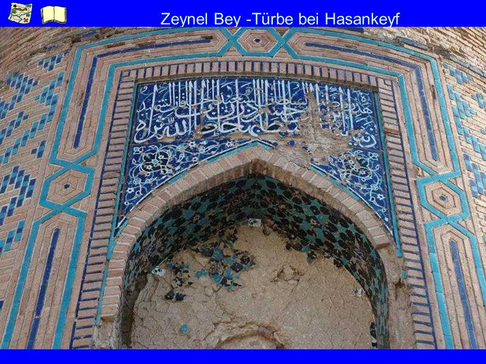 Zeynel Bey -Türbe bei Hasankeyf