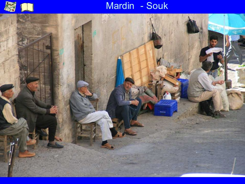 Mardin - Souk