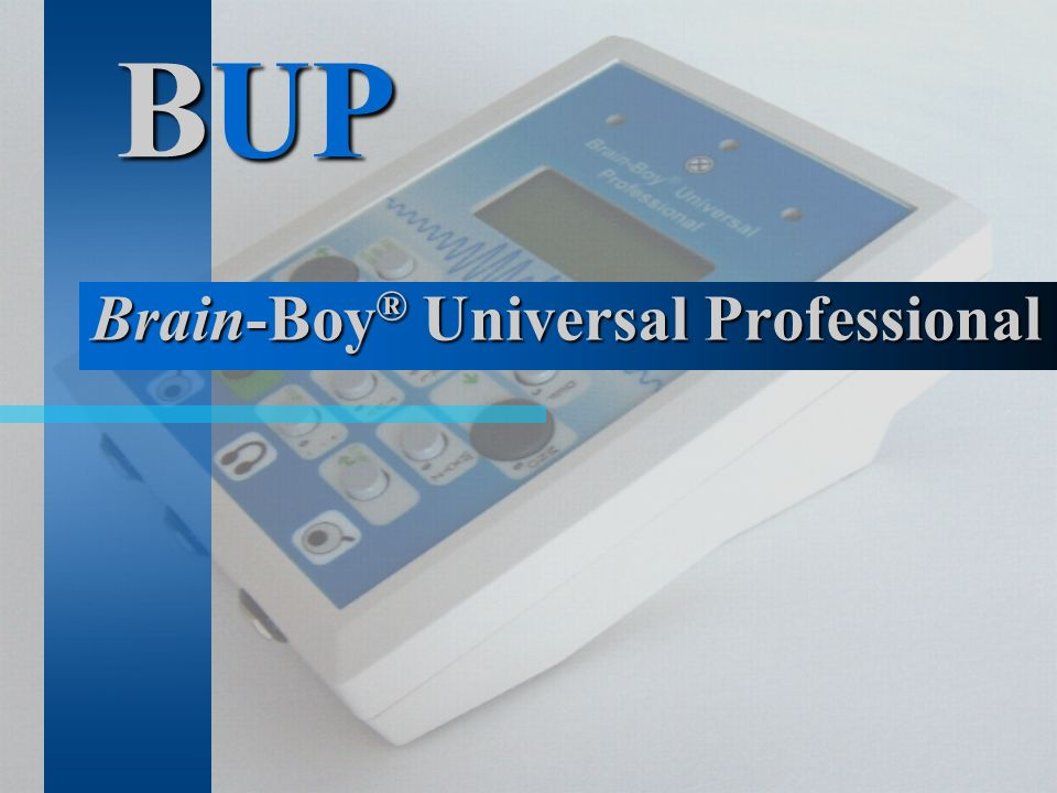 Brain-Boy® Universal Professional