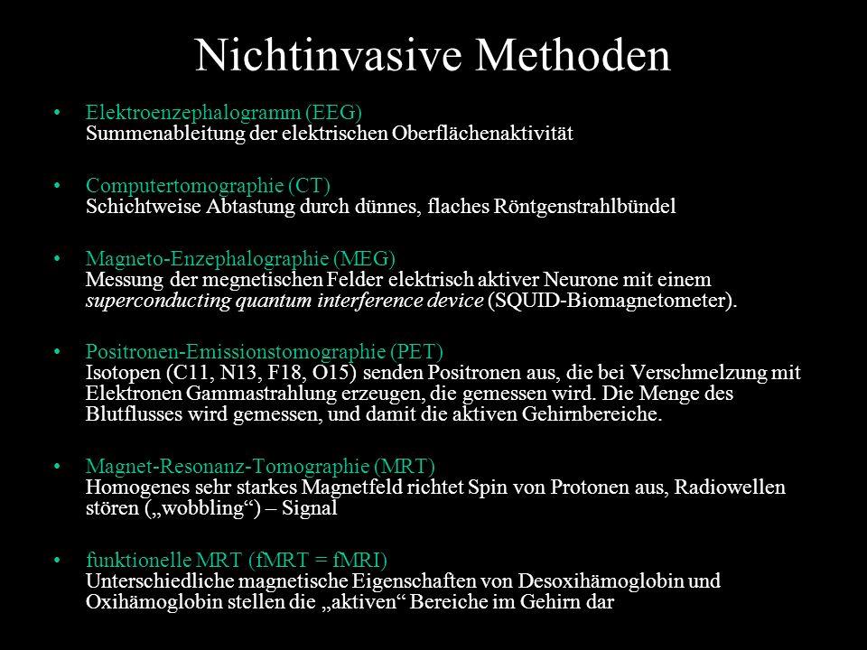 Nichtinvasive Methoden