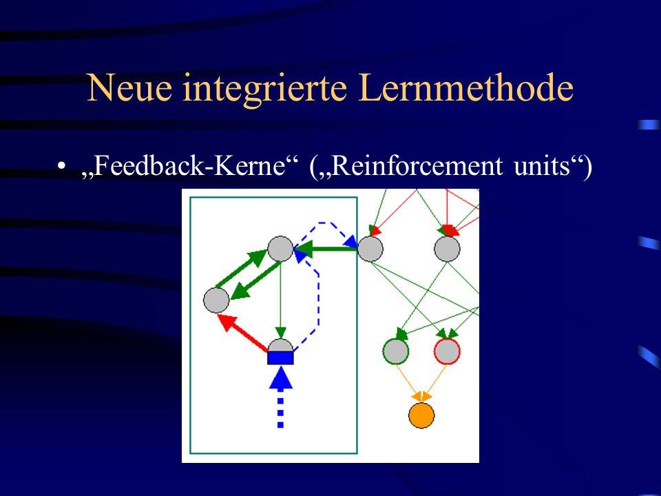 Neue integrierte Lernmethode