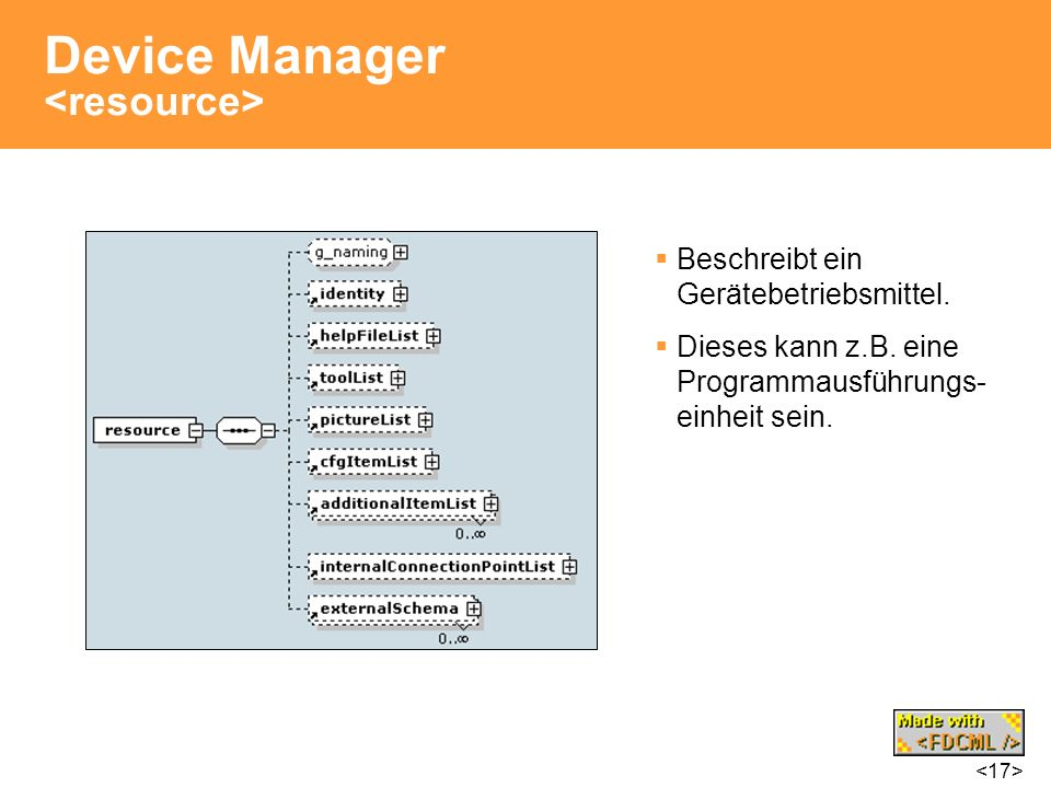 Device Manager <resource>