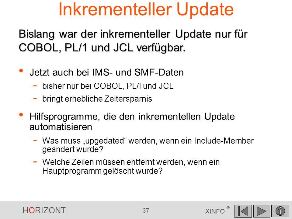Inkrementeller Update