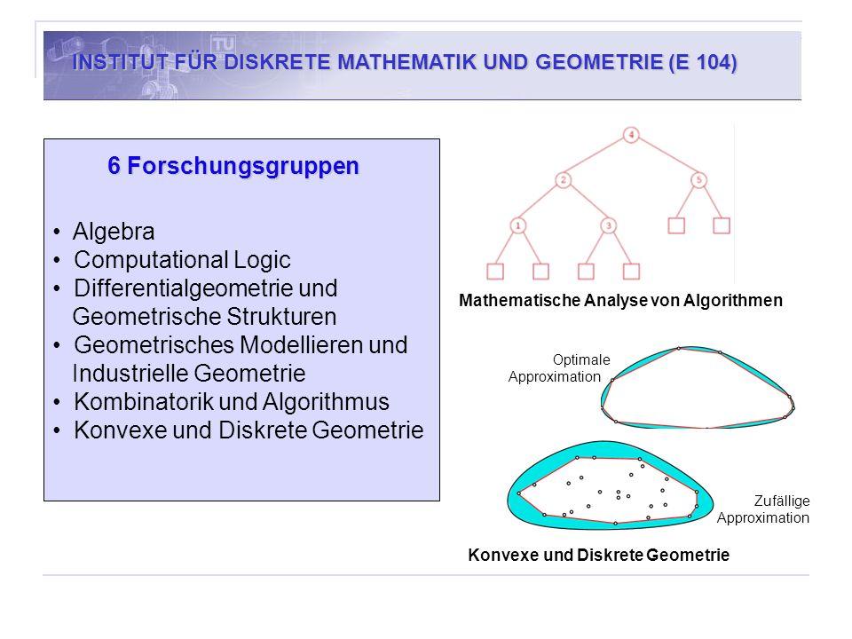 Differentialgeometrie und Geometrische Strukturen