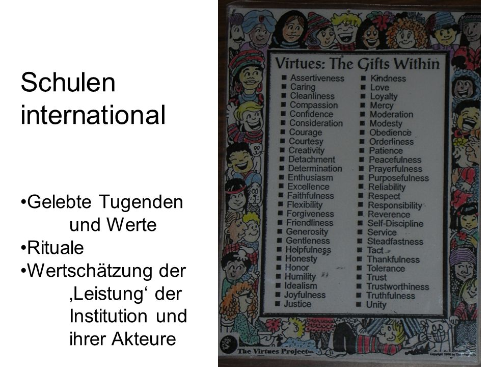 Schulen international