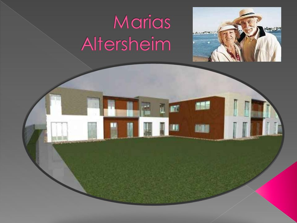 Marias Altersheim