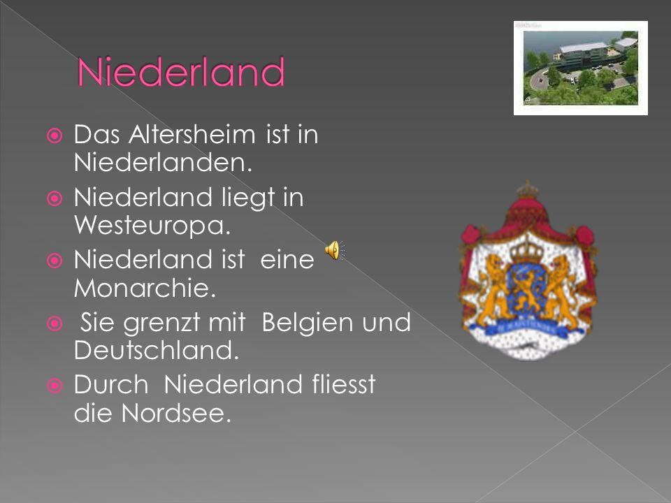 Niederland Das Altersheim ist in Niederlanden.