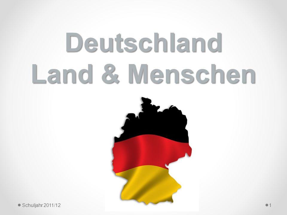 Deutschland Land & Menschen