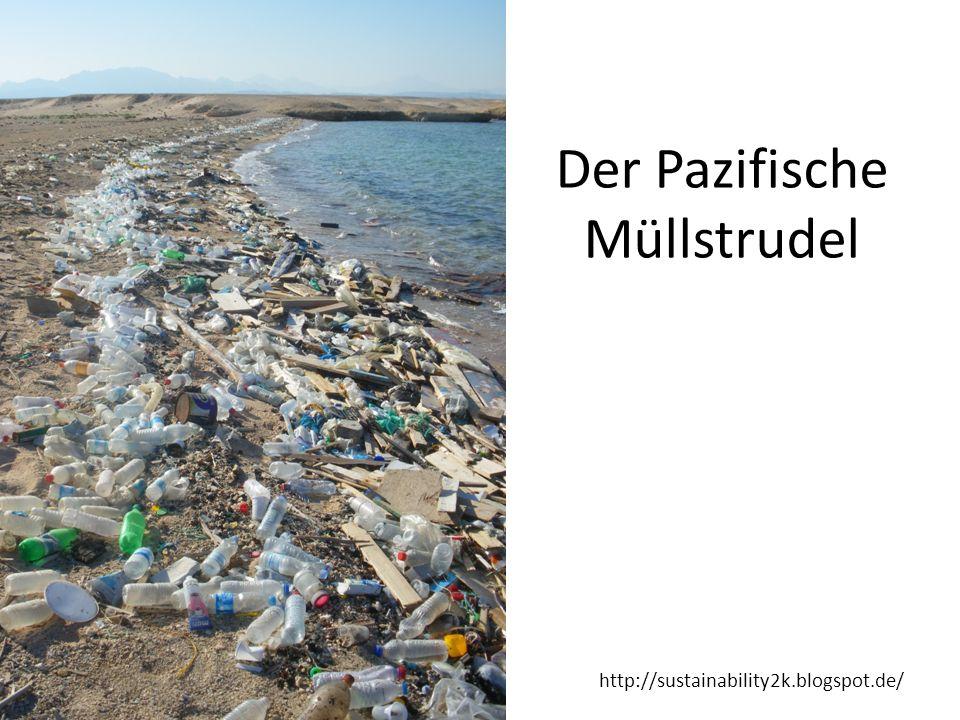 Der Pazifische Müllstrudel