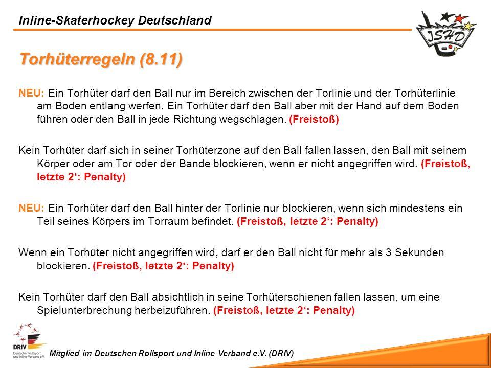 Torhüterregeln (8.11)