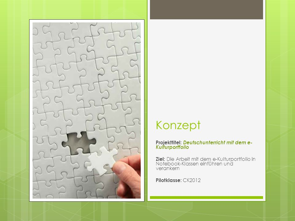 Mag. Evelyn Dechant-Tucheslau: Einführung des e-Portfolios in einer Notebook-Klasse