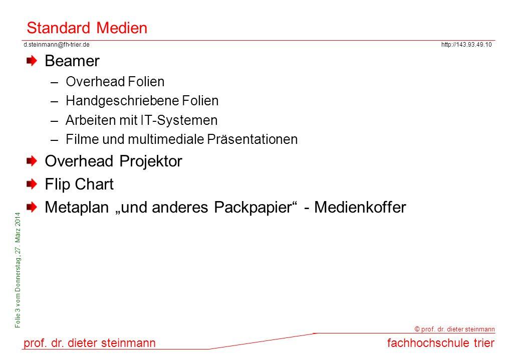 """Metaplan """"und anderes Packpapier - Medienkoffer"""