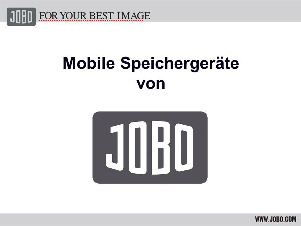 Mobile Speichergeräte von