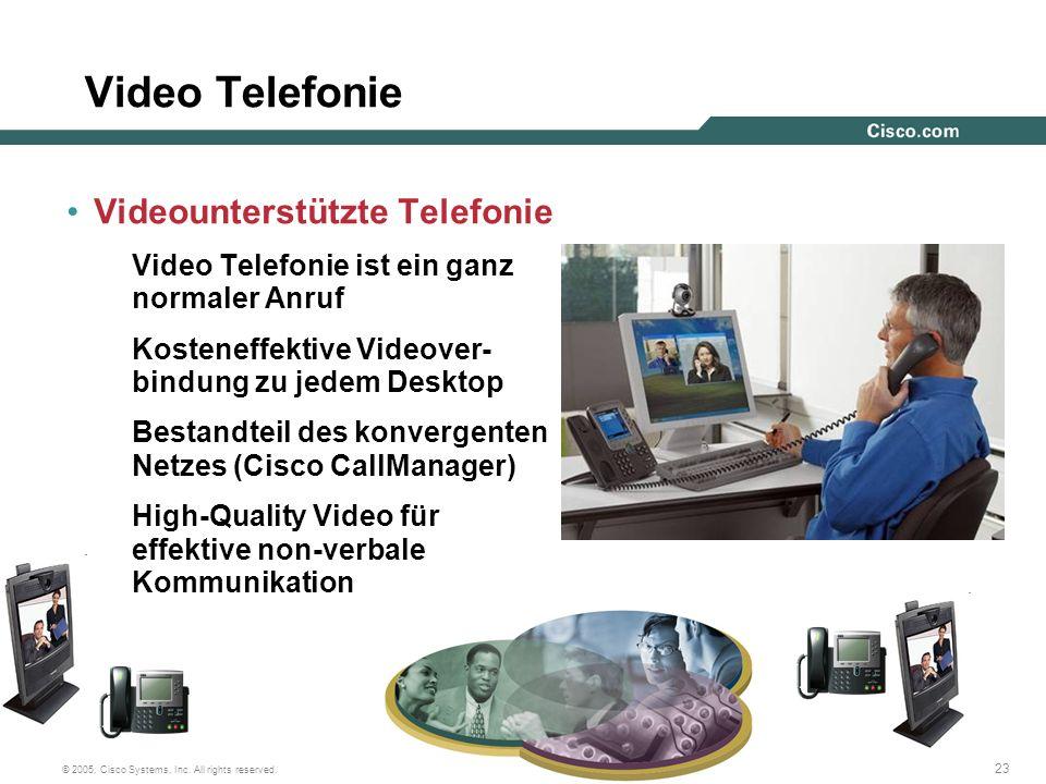 Video Telefonie Videounterstützte Telefonie