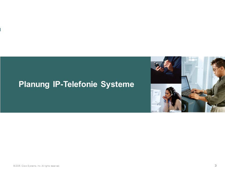 Planung IP-Telefonie Systeme