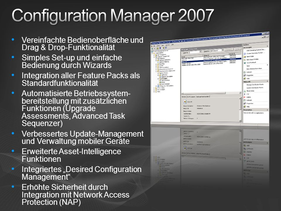 Configuration Manager 2007