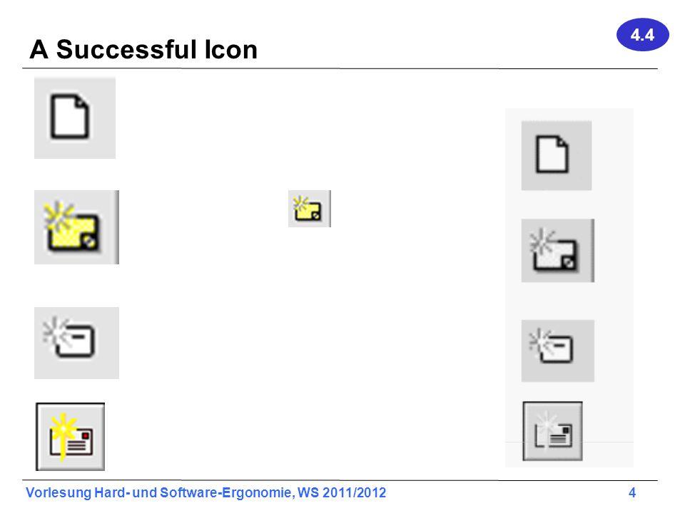 4.4 A Successful Icon