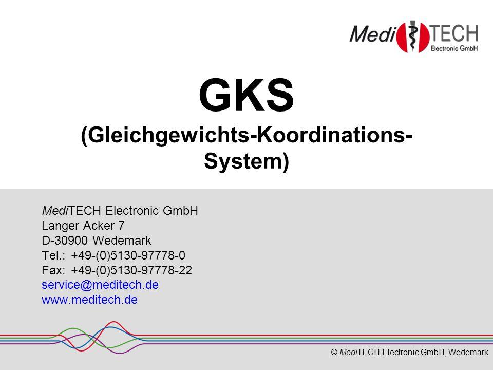 GKS (Gleichgewichts-Koordinations-System)