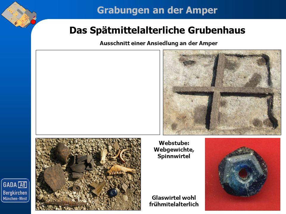 Das Spätmittelalterliche Grubenhaus
