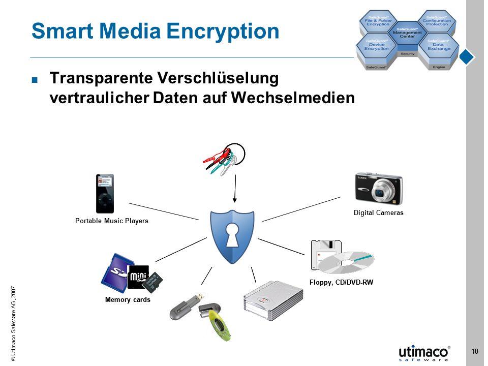 Smart Media Encryption