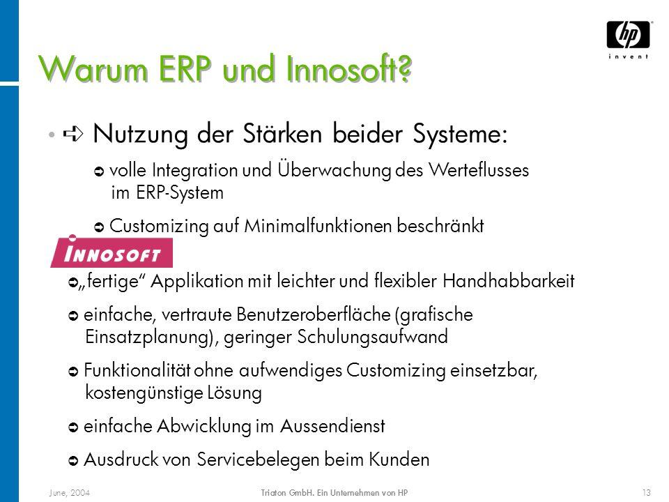 Triaton GmbH. Ein Unternehmen von HP