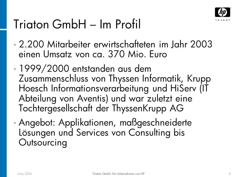 Triaton GmbH – Im Profil