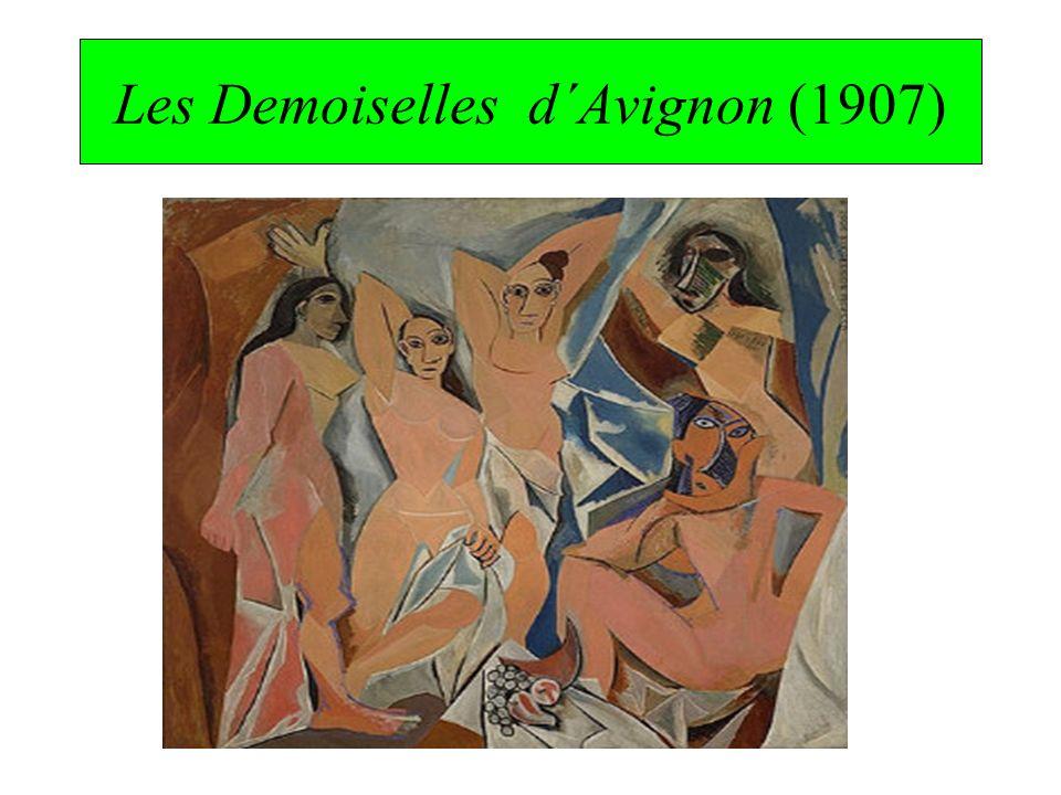 Les Demoiselles d´Avignon (1907)