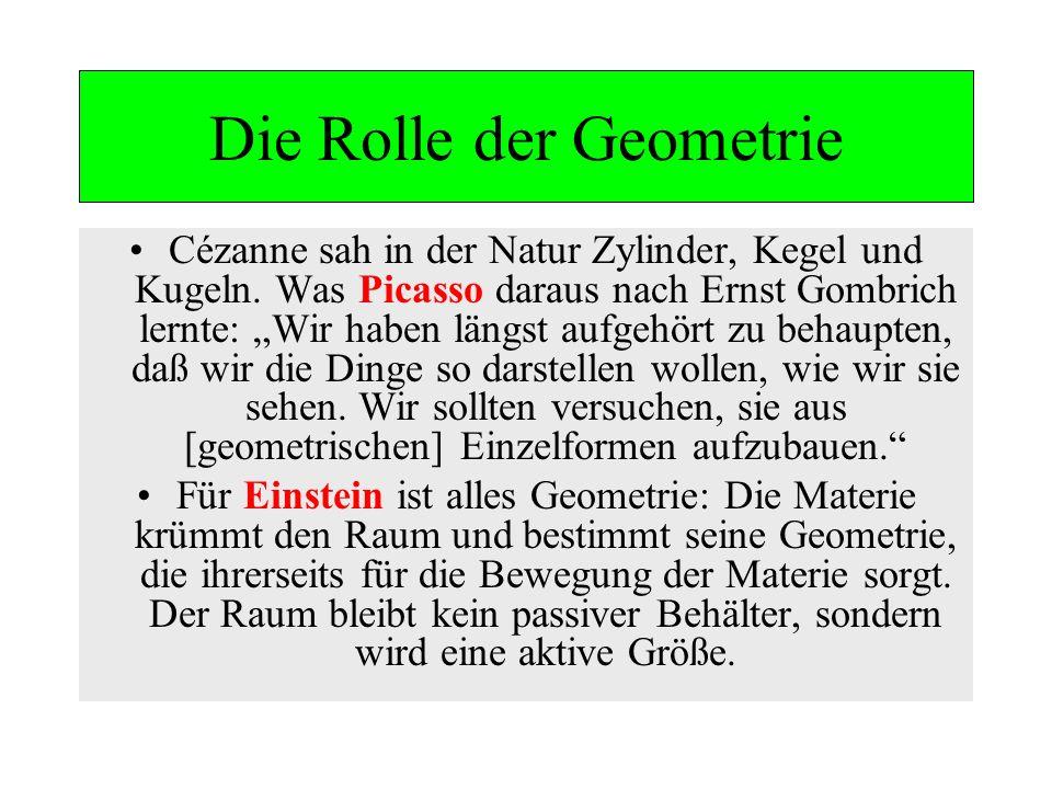 Die Rolle der Geometrie