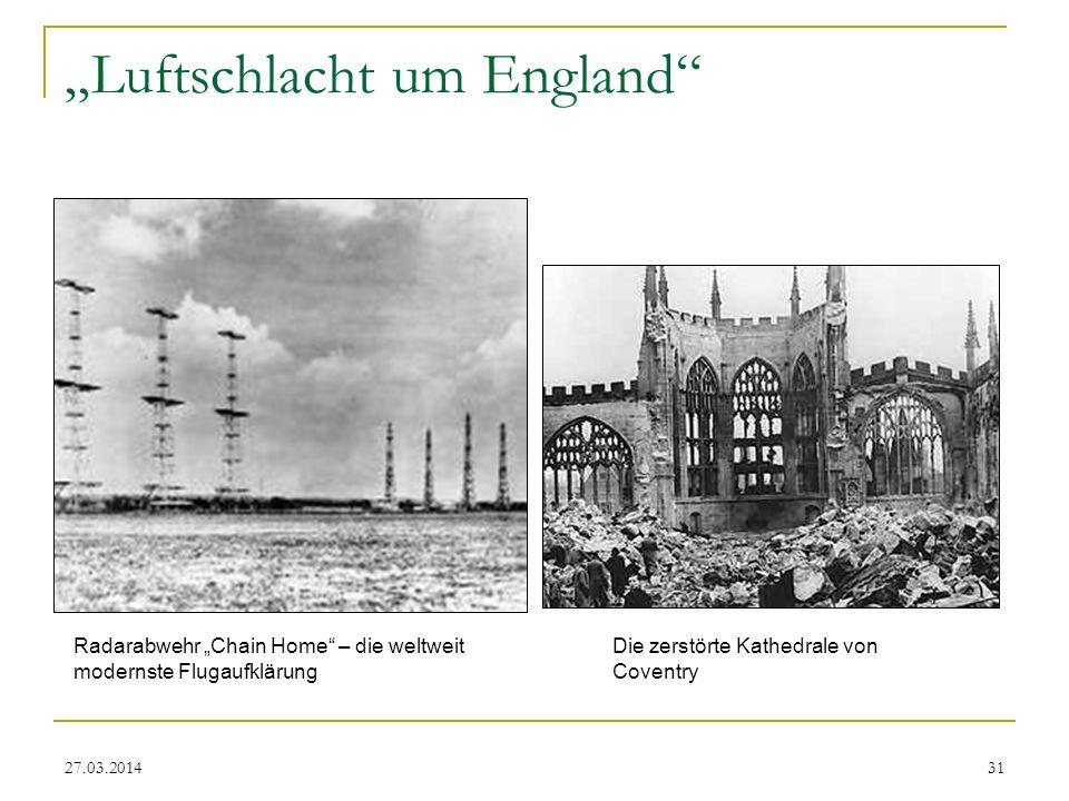 """""""Luftschlacht um England"""