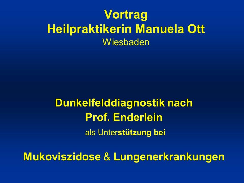 Vortrag Heilpraktikerin Manuela Ott Wiesbaden