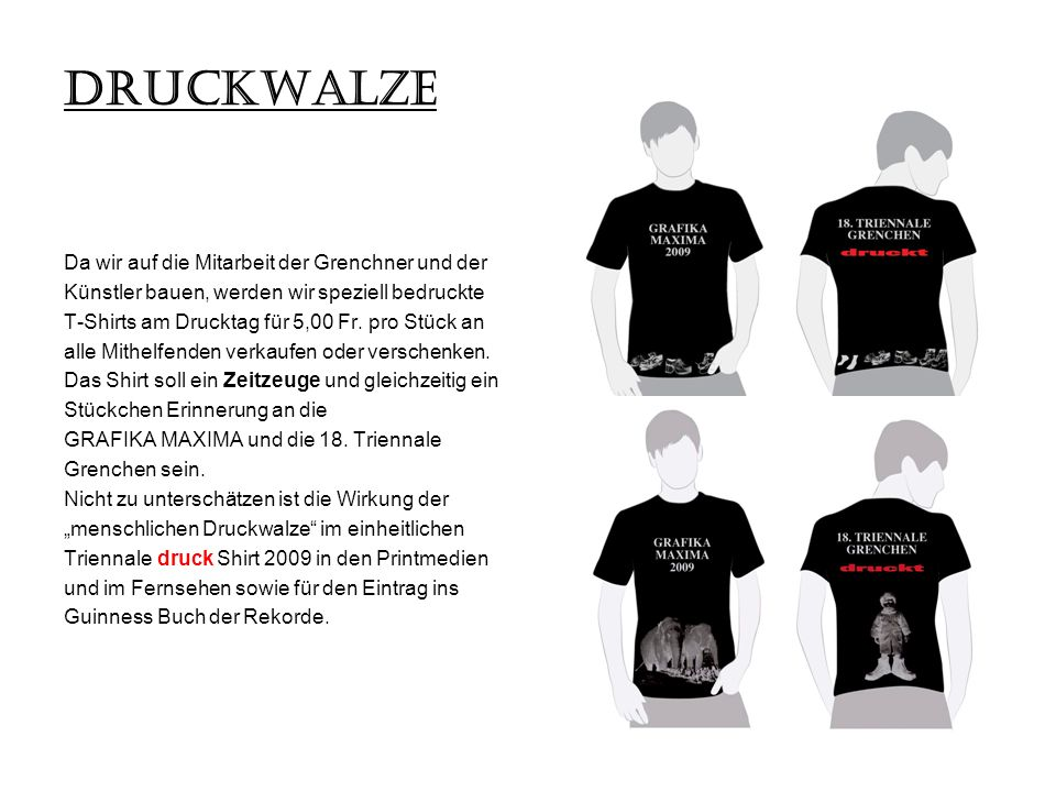 DRUCKWALZE Ute Winselmann Adatte 2008©